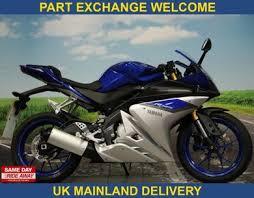 <b>Yamaha YZF-R125</b> bikes for sale on Auto Trader UK