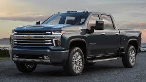 Chevrolet Silverado HD получил ещё один вариант дизайна