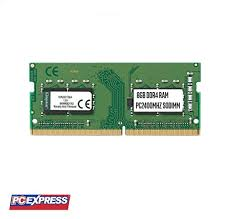 <b>Kingston</b> ValueRAM <b>8GB DDR4 2400MHZ</b> SODIMM (KVR24S17S8/8)