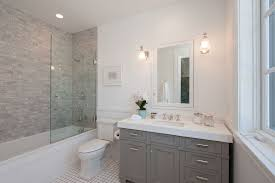 side mounted sconces are a great addition to a bathroom photo via home on zillow best bathroom lighting