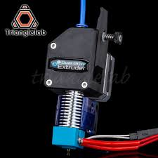trianglelab drivegear kit dual drive gear extruder mini bowden extruder cloned btech upgrade for prusa i3 3d printer