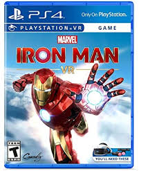 Marvel's Iron Man VR - PlayStation 4: Sony Interactive ... - Amazon.com