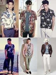 <b>Men's Hawaiian Shirts</b> Outfit Inspiration Lookbook | Hawaiian outfit ...
