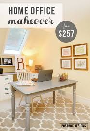 design my home office. 250 budget home office makeover by kristin from postbox designs design my m