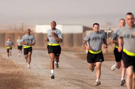 u s department of defense photo essay u s iers take fitness test