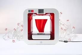 The EKOCYCLE <b>Cube 3D Printer</b>: Remake Using Recycled Plastic ...