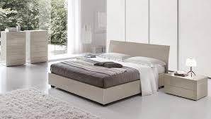 Modern Bedroom Set Sma Mobili Karisma Glast Modern Storage Bedroom Set
