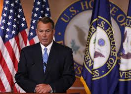 Image result for speaker of the house John Boehner