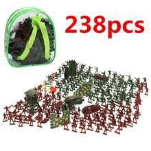 238 шт. военный <b>детский</b> статический игровой фигурки танки ...