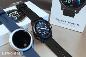 <b>ELEPHONE R8</b> New <b>Smartwatch</b> Under $35 Review | Techxreviews