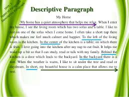 this is a descriptive essay about my house   durdgereportweb  this is a descriptive essay about my house essay sample   papers