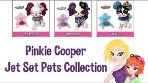 <b>Pinkie</b> Cooper <b>Jet</b> Set Pets Collection Review - video dailymotion