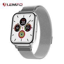 <b>LEMFO DTX ECG Smart</b> Watch 2020 1.78 Inch Big 420*485 HD 2.5 ...