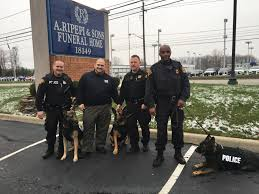 cleveland police k9s now have ballistic vests thanks to a ripepi cleveland police chief calvin d williams and executive director chas w lane jr of the cleveland police foundation are proud to announce that funding