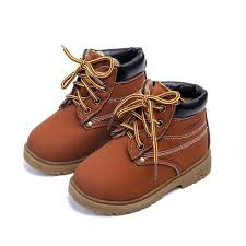 Order Baby Kids Boy Girl <b>PU</b> Leather <b>Snow Boots</b> Fur Lined <b>Winter</b> ...
