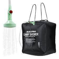 Best Portable <b>Shower</b> For <b>Camping</b> 3 Outdoor <b>Solar Shower</b> Bag ...