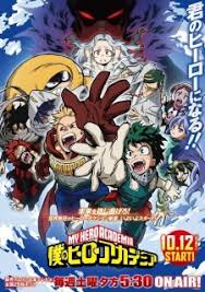 <b>Boku no Hero Academia</b> 4th Season (<b>My Hero Academia</b> 4 ...