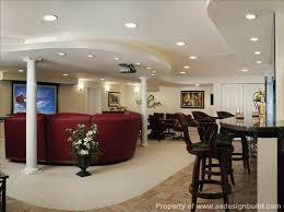 basement recessed lighting design basement lighting design