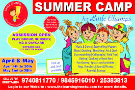 the learning tree preschool day care activity center ngef events