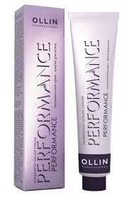 OLLIN Professional Performance <b>перманентная крем-краска для</b> ...