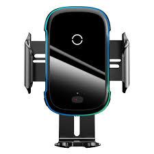 <b>Baseus</b> Smart <b>Vehicle</b> Bracket Wireless Qi Charger 15W Electric ...