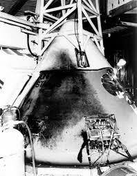 「1967, apolo 1 blast in test」の画像検索結果