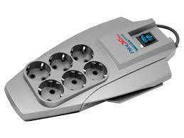 Сетевой фильтр <b>Pilot XPro серый</b> 5 м - Чижик
