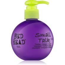TIGI Bed Head Small Talk гель-<b>крем для придания объема</b> | notino.ru
