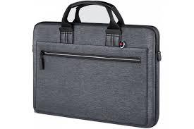 <b>Сумка WIWU</b> Anthena Carrying <b>Bag</b> for MacBook <b>15 inch</b> Gray ...