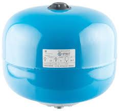 <b>Гидроаккумулятор STOUT STW</b>-<b>0001</b>-<b>000024</b> 24 л <b>вертикальная</b> ...