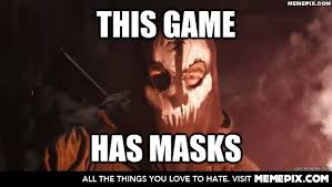 The Only Thing I Learned from the the Call of Duty: Ghosts trailer ... via Relatably.com