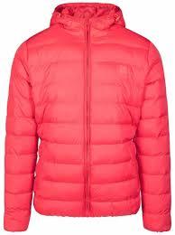 Купить <b>Urban Classics Basic</b> Bubble <b>Jacket</b> Winterjacke rot NEU на ...