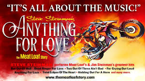 Anything For Love - The <b>Meat Loaf</b> Story - New Theatre Peterborough