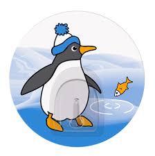 18631 <b>Крючок</b> адгезивный <b>Tatkraft Penguins Tino</b> D8, до 3 кг: цена ...