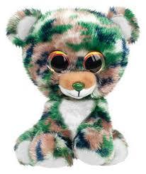 Купить мягкая игрушка Tactic <b>Мишка Camo</b>, серый, 15 см, цены в ...