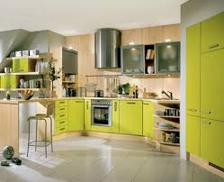 modular kitchen colors: pops of color  awesome modular kitchen design ideas l qsbv