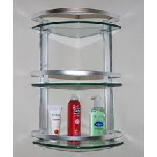 bathroom tempered glass shelf: kes kes bgs lavatory bathroom corner tempered glass shelf mm