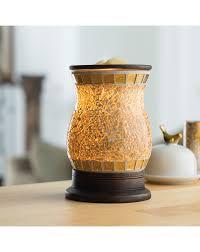 Настольный <b>аромасветильник</b> «Позолоченное стекло» от ...