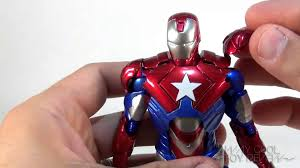 iron patriot bootleg figure review from way cool news bootleg iron man 2 starring