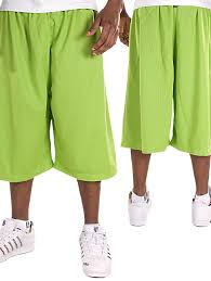 <b>Urban Classics Брюки</b> / Шорты Bball Mesh зеленый 33007