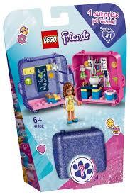 <b>Конструктор LEGO Friends</b> 41402 <b>Игровая</b> шкатулка Оливии ...