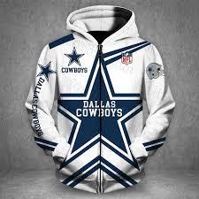 <b>Men</b> / women new design dallas cowboys <b>3d zipper hoodie</b>, <b>zipper</b> ...