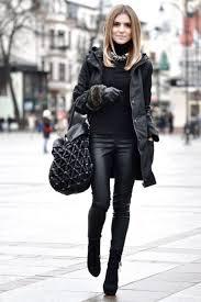 Znalezione obrazy dla zapytania czarne ubrania stylizacje
