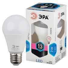 <b>Лампа</b> светодиодная <b>Эра LED</b> smd A60-13W-840-E27 - интернет ...