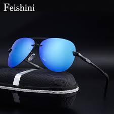 <b>FEISHINI</b> 0761 UV Protection Female Sun Glasses Aviation <b>Clear</b> ...