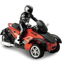 <b>Радиоуправляемый</b> мотоцикл <b>Yuan DI трицикл</b> 27.5 см, артикул ...