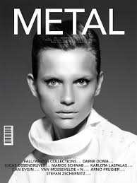 The fashion stories were photographed by Can Evgin, Van Mossevelde + N, Miguel Villalobos, Frederik Heyman, Aingeru Zorita, JM Ferrater and Stefan ... - METAL-21-cover