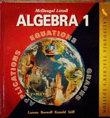 Mcdougal Littell Algebra   Workbook Online   ebluejay holt algebra     lbartman com math worksheet   mcdougal littell algebra   standardized test practice workbook   Mcdougal Littell Algebra