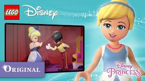 Cinderella - <b>LEGO Disney Princess</b> - Minisode - YouTube