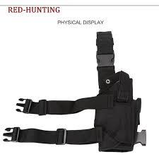 Universal <b>Tactical Tornado</b> Right Drop Leg <b>Pistol Gun Holster</b> fit ...
